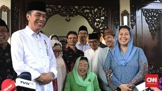 Yenny Wahid: Karakter Jokowi Ingatkan Saya pada Gus Dur