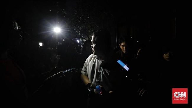 Jejak karier Erick Thohir di bidang industri media dan olahraga memang cukup dapat diakui. Namun, di dunia politik pria kelahiran Jakarta pada 1970 silam ini harus diakuimasih 'gelap'. (CNN Indonesia/Adhi Wicaksono)