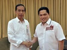 Propaganda Rusia, Jokowi-Maruf: Prabowo Pakai Konsultan Asing