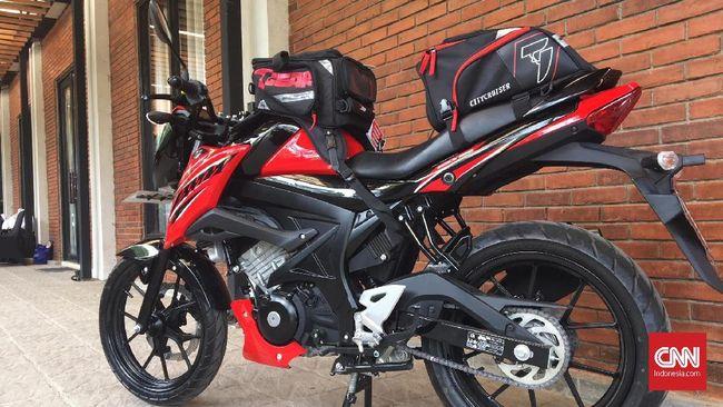 Bandit Paksa Suzuki Revisi Desain GSX-S 150
