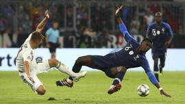 FOTO: Jerman vs Prancis Awali UEFA Nations League