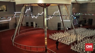 BEI Sebut IHSG Menguat karena Investor Percaya Pemilu Aman