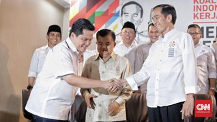 KOI Tak Masalah Erick Thohir Jadi Ketua Timses Jokowi-Ma'ruf