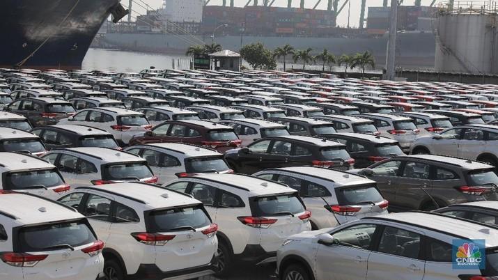 Impor Mobil AS Dorong Ekspor Jepang Rebound