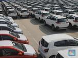 Listrik Mati, Produksi Mobil Toyota Sempat Terganggu