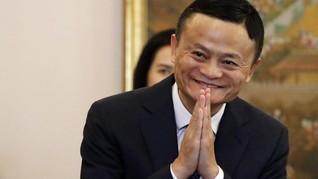 Pemerintah 'Manfaatkan' Jack Ma untuk Jualan ke China