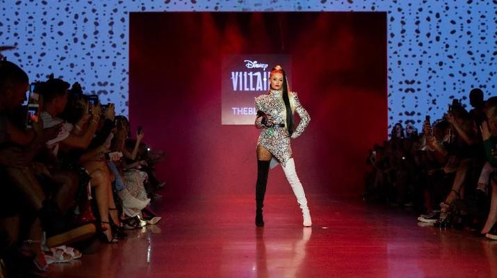 Selebriti Indonesia di New York Fashion Week 2014   Asian