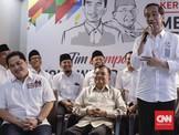 Bantah Sewa 'Cyber Troops', Tim Jokowi Klaim Andalkan Relawan