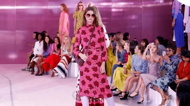 Setelah meraih gelar di bidang jurnalisme, Kate Spade sempat terjun ke majalah fesyen Mademoiselle di New York. (JP Yim/Getty Images/AFP)