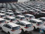 Duh! Penjualan Mobil Turun Lagi, Terburuk Sejak Juni 2019