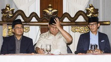 Sohibul Minta Prabowo Teken Pengajuan Kader PKS untuk Wagub