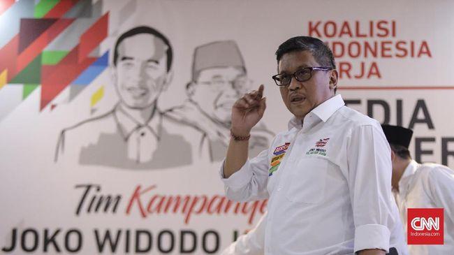 TKN Jokowi Santai soal Rekaman Suara Rizieq Dukung Prabowo
