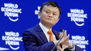 Jack Ma Sebut Perang Dagang AS dan China Bodoh