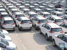 Gaikindo: Penjualan Mobil Turun 12% Tahun Ini