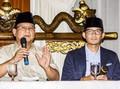 Posko Prabowo-Sandi di Kandang Benteng Berdiri di Karanganyar