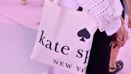 FOTO: 'Menghadirkan' Kate Spade di New York Fashion Week