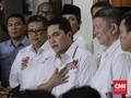 Tim Jokowi Rapat dengan Erick Thohir Bahas Anggaran Kampanye