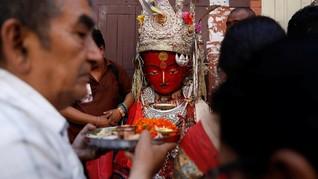 FOTO: Saling Berbagi di Pancha Dan Festival