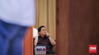 Erick Thohir Hentikan Pembentukan Super Holding BUMN