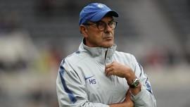 Chelsea vs Manchester United, Sarri Puji Mourinho