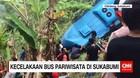 Kecelakaan Bus di Sukabumi