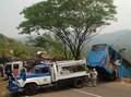 Kernet Bus Maut Sukabumi Ditemukan Selamat