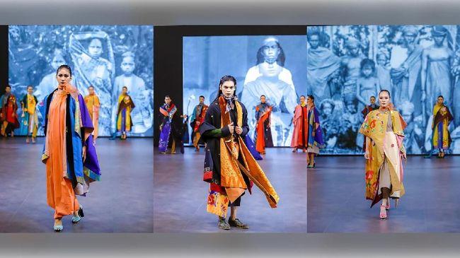 Interpretasi Tren Fesyen 2019/2020 Desainer Indonesia