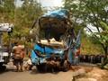 Karyawan Honda Jadi Korban Kecelakaan Bus di Sukabumi