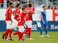 Swiss Pesta Gol Kalahkan Islandia di UEFA Nations League