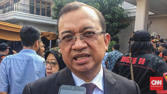 Timses Prabowo Sebut Bocoran Pertanyaan Debat Pilpres Terbaik