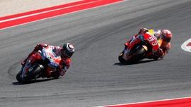 Menanti Badai Marquez vs Lorenzo di MotoGP