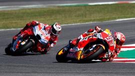Konflik Lorenzo vs Marquez Bisa Ancam Honda di MotoGP 2019