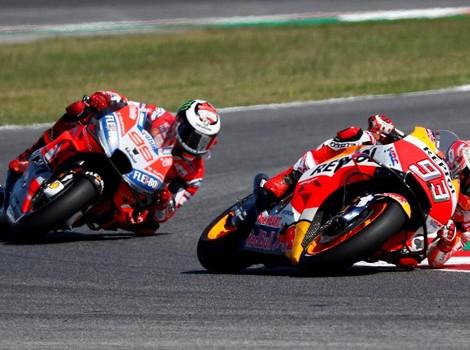 MotoGP Aragon Masih Dikuasai Pebalap Spanyol