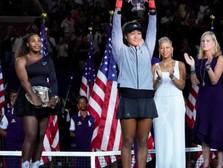 Petenis Jepang Juara US Open Kalahkan Serena, Raih Rp 56,62 M