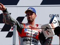 Andrea Dovizioso Bahagia Taklukkan MotoGP San Marino