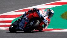 Dovizioso Tercepat, Marquez Keempat di FP1 MotoGP Jepang