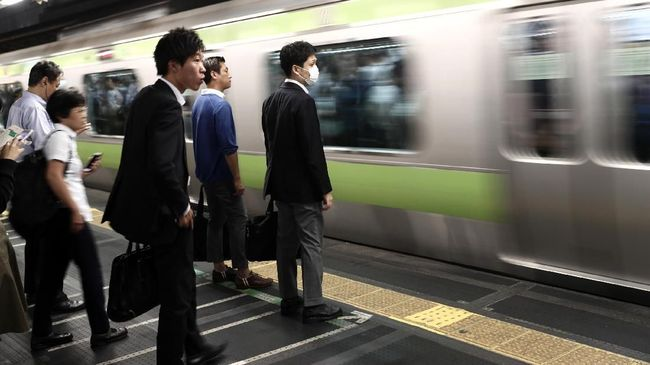 Indeks Kepercayaan Bisnis Jepang Menukik Tajam