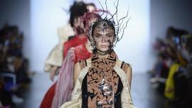 FOTO: Pesona Budaya Indonesia dalam Fesyen di New York