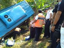 23 Tewas Akibat Kecelakaan Bus di Cikidang, Ini Penyebabnya