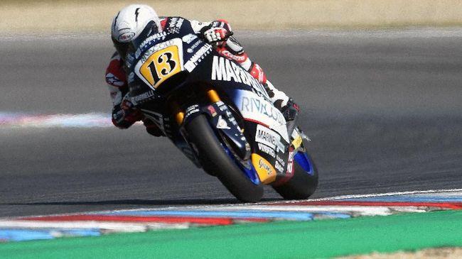 Aksi Jahat Fenati di Moto2 Dikecam Para Pebalap MotoGP