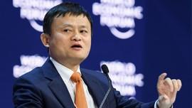 Taipan China Jack Ma Tantang Mayweather di Ring Tinju