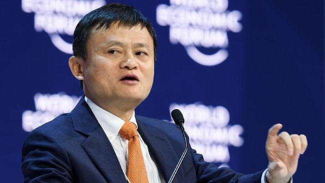Jack Ma Sumbang Dua Juta Masker ke Negara ASEAN Lawan Corona
