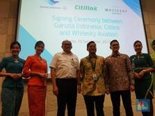 Saham Garuda Indonesia Bangkit Saat RUPS, Simak Proyeksinya!