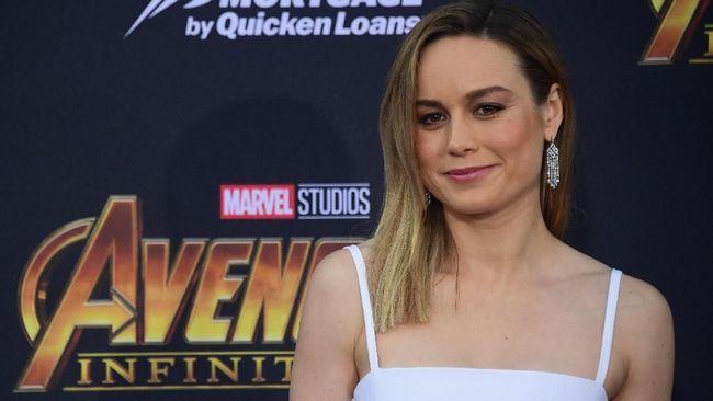 Brie Larson Akui 'Captain Marvel' Mengubah Hidupnya
