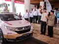 CR-V Turbo Diuji Keliling Indonesia