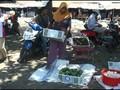 VIDEO: Merasa Bosan, Korban Gempa Lombok Kembali Berdagang