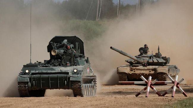 Ahli Militer Rusia ke Venezuela Saat Maduro-Putin Bertemu