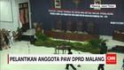Persiapan Pelantikan PAW DPRD Malang