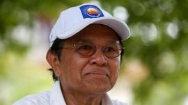 Kamboja Bebaskan Pemimpin Oposisi Kem Sokha