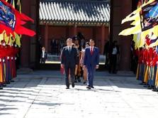 Di Seoul, Jokowi Setujui 15 MoU antara RI dan Korsel